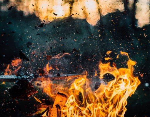 Hoogste schadebedrag ooit door miljoenenbranden in 2015