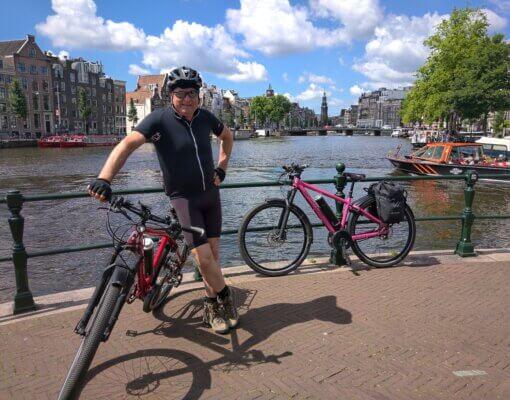 Verzekeren elektrische fiets